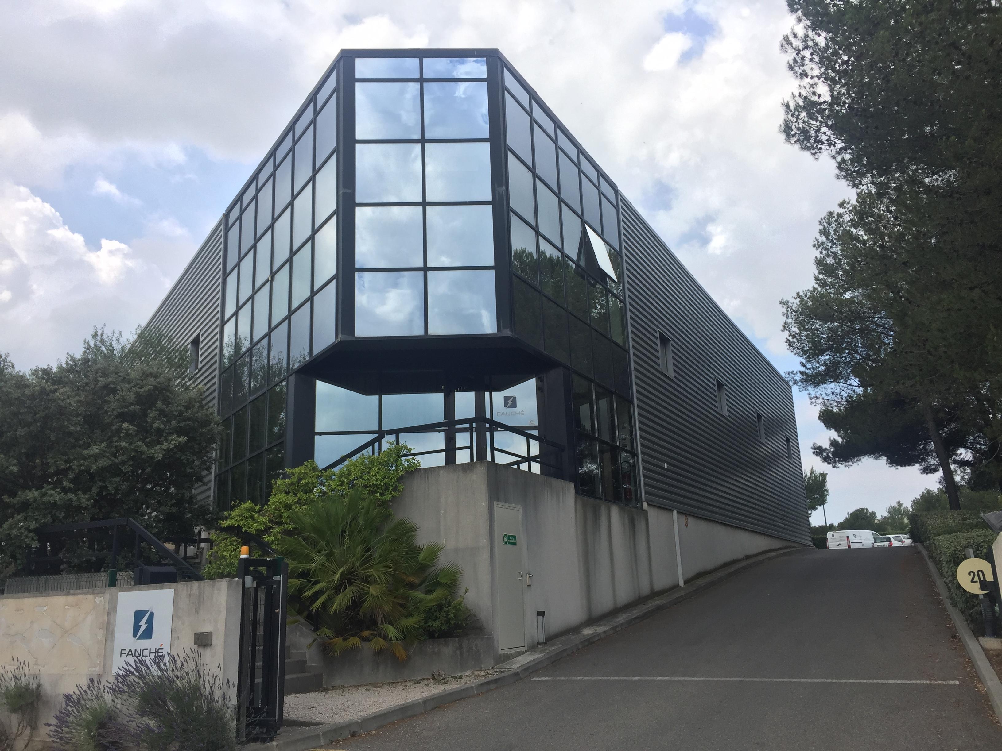 SVRE installe SPIE Citynetworks à Aix-en-Provence.