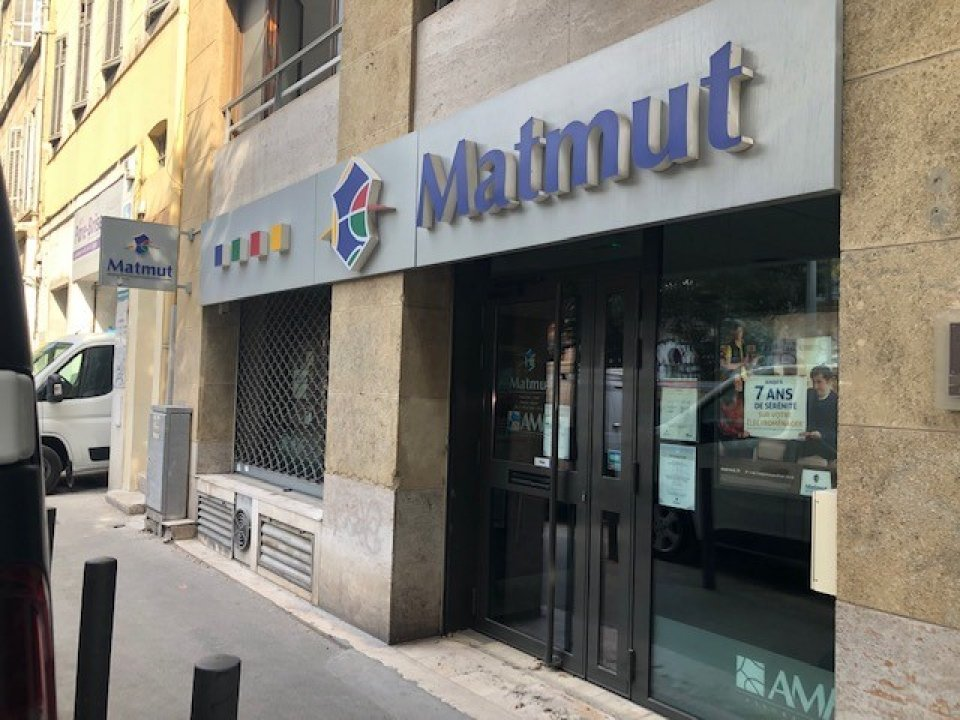 LOCAL COMMERCIAL à Louer<br>MARSEILLE -