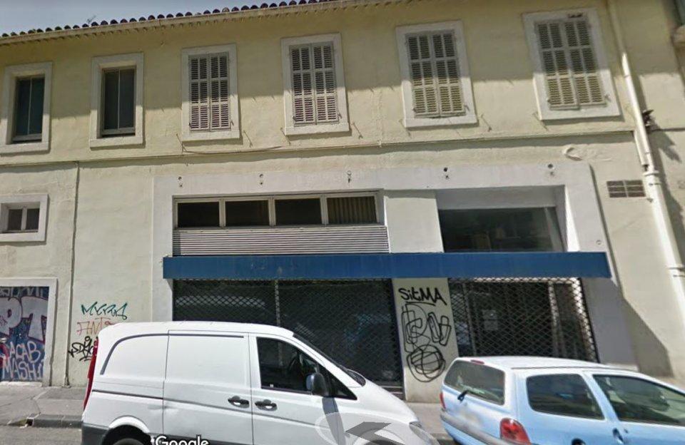LOCAL COMMERCIAL à Louer<br>MARSEILLE -